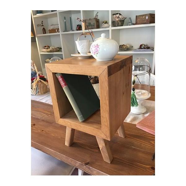 Mesa auxiliar estilo Vintage