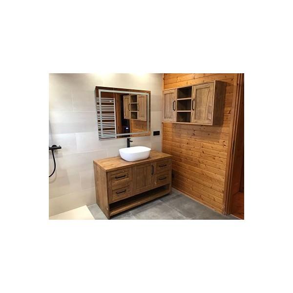 Mueble de baño madera...